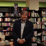 boekhandel eigenaar Hans van Gennep