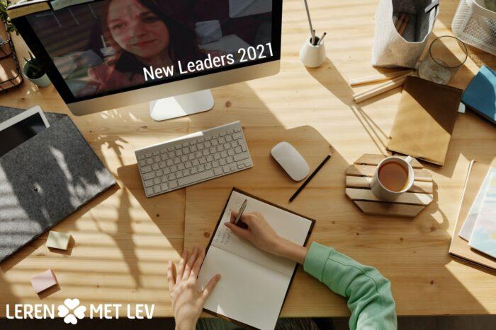 New Leaders online programma van de LEVgroep