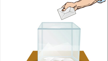 70 jaar en ouder mogen per post stemmen
