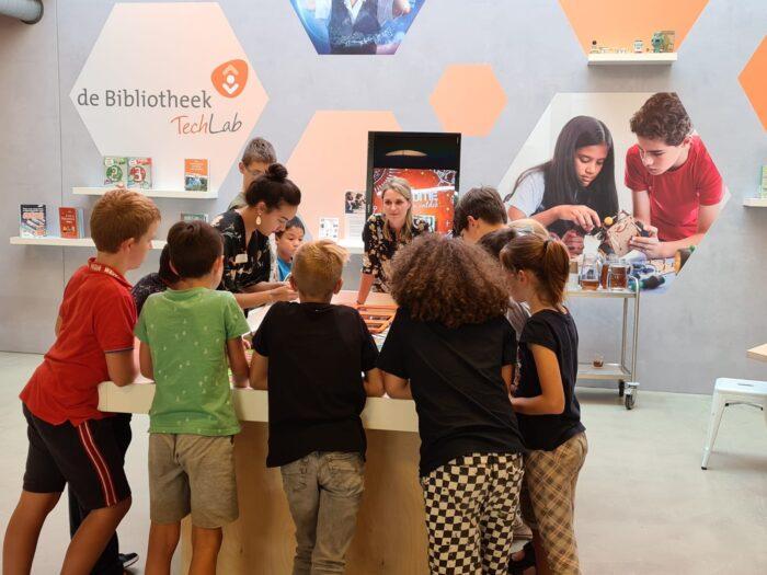 TechLab in Bibliotheek Helmond-Peel gaat online