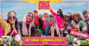 Foutdoor Carnaval Festival @ Berkendonk