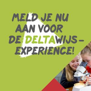 Deltawijs-Experience @ Jan van Brabant College Deltaweg | Helmond | Noord-Brabant | Nederland