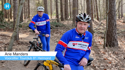 """40 jaar Helmondse Tourclub '81: """"Mooie mijlpaal voor de club"""""""