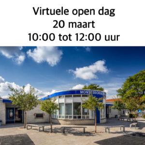 Virtuele open dag Montessorischool Helmond @ Montessorischool Helmond | Helmond | Noord-Brabant | Nederland