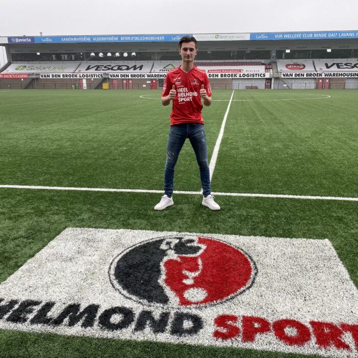 Aaron Bastiaans van VVV-Venlo naar Helmond Sport