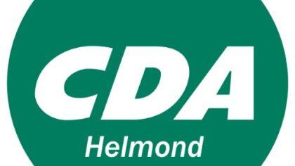 Nieuw bestuur voor CDA-Helmond