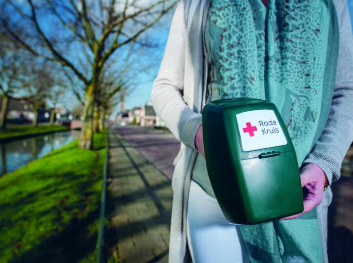 Rode Kruis zoekt collectanten voor 13-19 juni