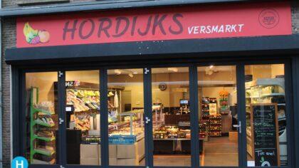 Hordijks Versmarkt in de Ameidestraat geopend