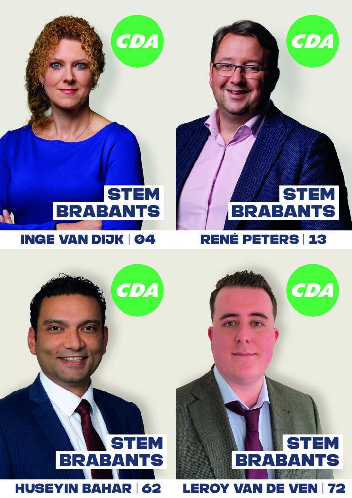 Stem Brabants CDA