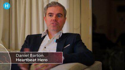 Heartbeat Hero is artiest van de maand