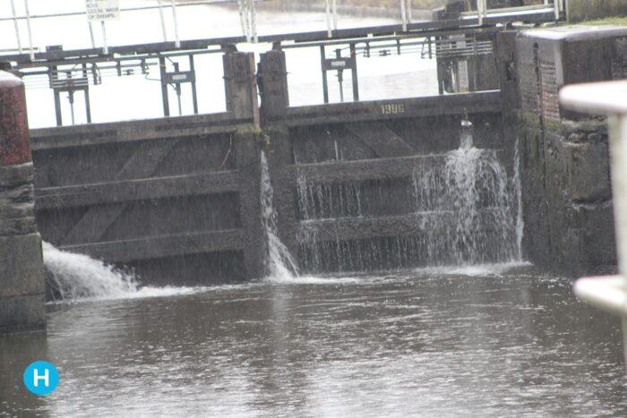 Hoge waterstanden in Helmond?