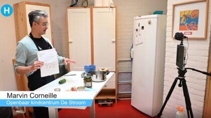 Online kookles bij Basisschool De Stroom