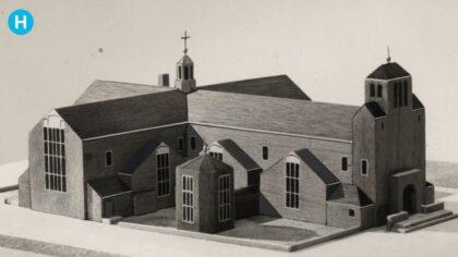 Rondleiding kerken Bernadette en Leonardus