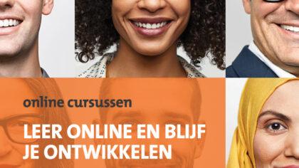 Bibliotheekleden kunnen nu online cursussen volgen