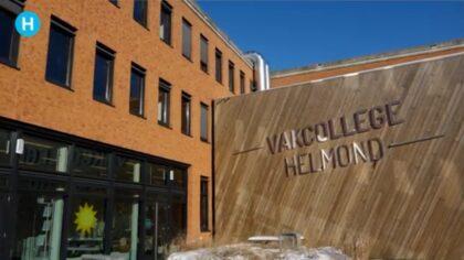 In tv-programma Schoolvoorbeeld: Vakcollege Helmond