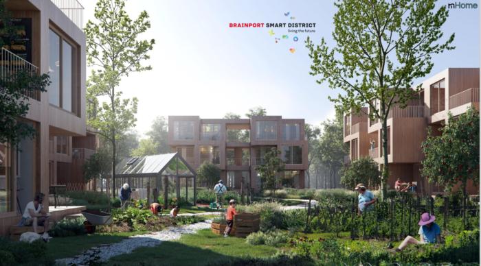 Helmond kan 500 tijdelijke woningen bouwen in 'slimme wijk'