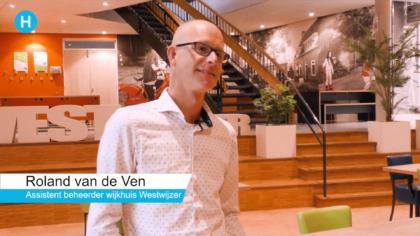 Roland van de Ven mist reuring in Wijkhuis Westwijzer