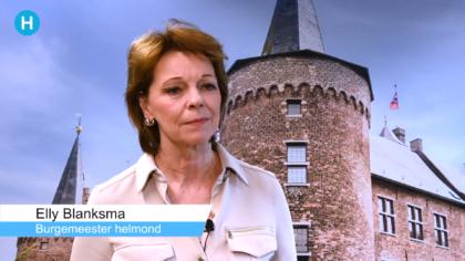 Burgemeester Blanksma over veilig stemmen in Helmond