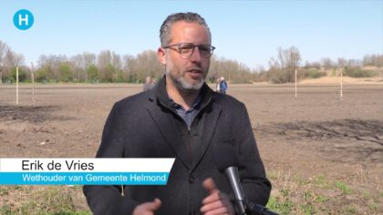 'De groene punt' van Helmond kan gaan groeien