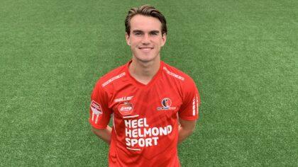 Helmond Sport verlengt contract van Rotterdammer Boyd Reith