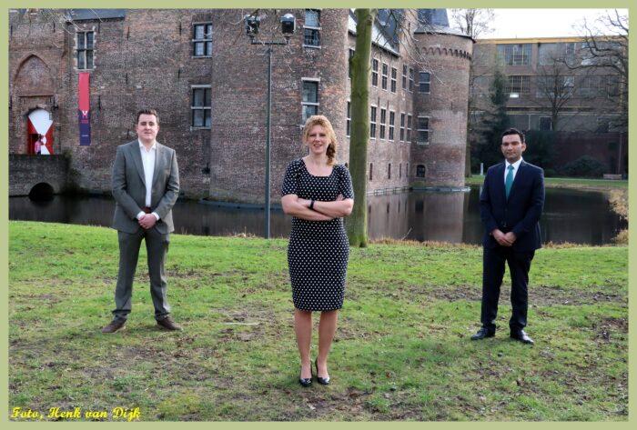 Ook in Helmond pakt het CDA door!