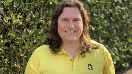 Linda van De Reddingsklos vrijwilligster van de maand