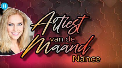 Artiest van de maand Nance maart 2021