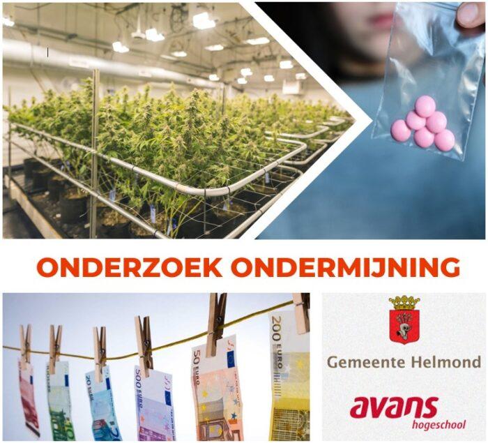 Studenten onderzoeken ondermijning in Helmond-Noord