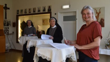 Zorgboog in Helmond en missiezusters werken samen