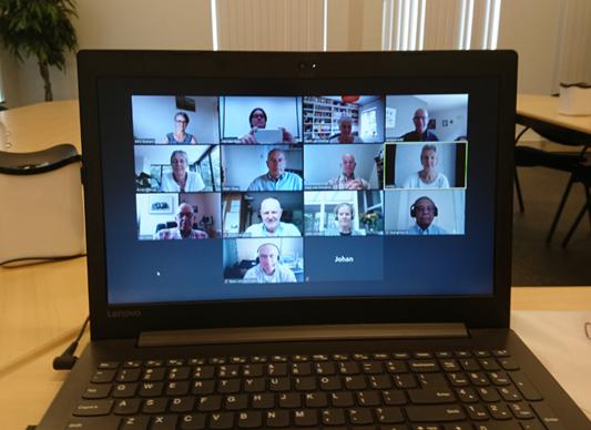 Webinar over pensioenen, wonen en zorg van KBO