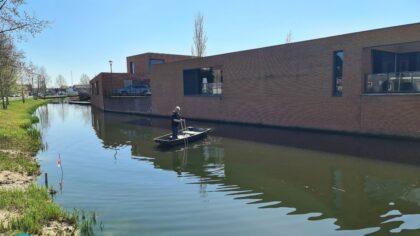 Weer onderzoek naar stinkend water Groenkwartier