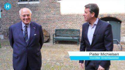 Sinterklaasstad Helmond heeft een nieuwe voorzitter