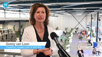 XL-vaccinatielocatie in Helmond geopend
