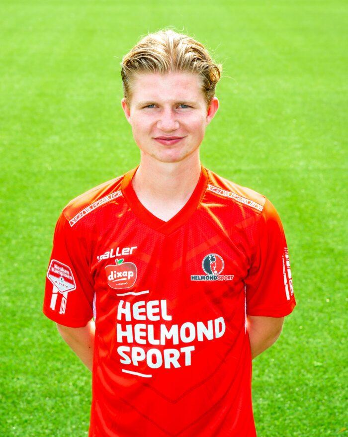 Helmond Sport legt Belg Van Keilegom voor 3 jaar vast