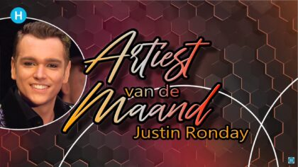 Artiest van de maand april: illusionist Justin Ronday