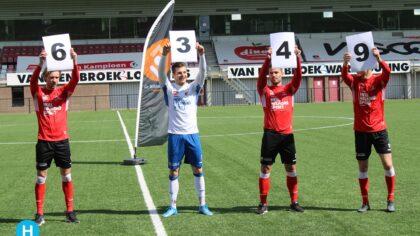 'Scoor een boek' eindigt feestelijk bij Helmond Sport