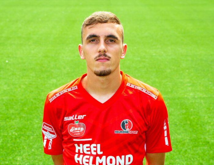 Ook Lance Duijvestijn tot 2022 onder contract bij Helmond Sport