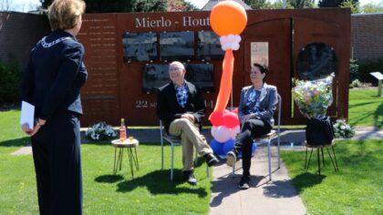 Mario Coolen: Lid in de Orde van Oranje Nassau
