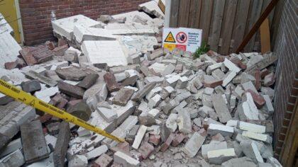 Heezen BV weigert reactie, asbest in Gaviolizaal ontdekt