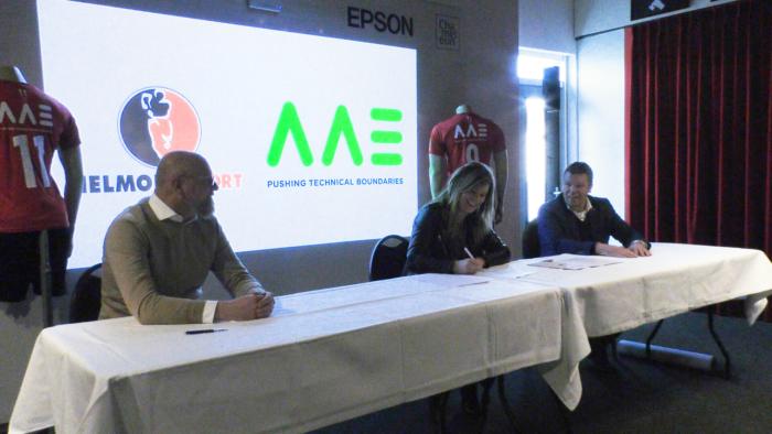 Helmond Sport strikt nieuwe hoofsponsor voor Jeugdacademy