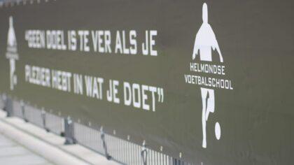 Helmondse Voetbalschool: 'Meer dan alleen voetbal'