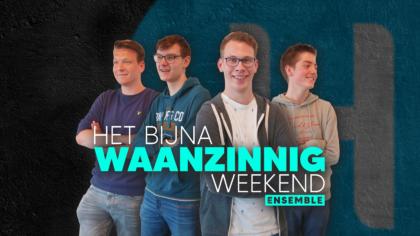 Het Bijna Waanzinnig Weekend Ensemble op DitisHelmond Radio