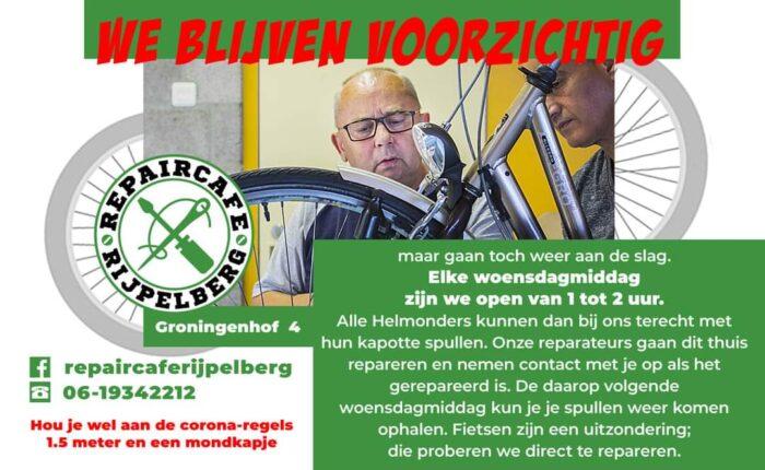 Repaircafe Rijpelberg