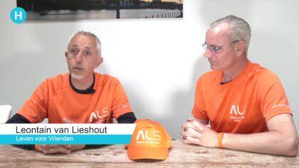 Helmondse vrienden sporten voor stichting ALS