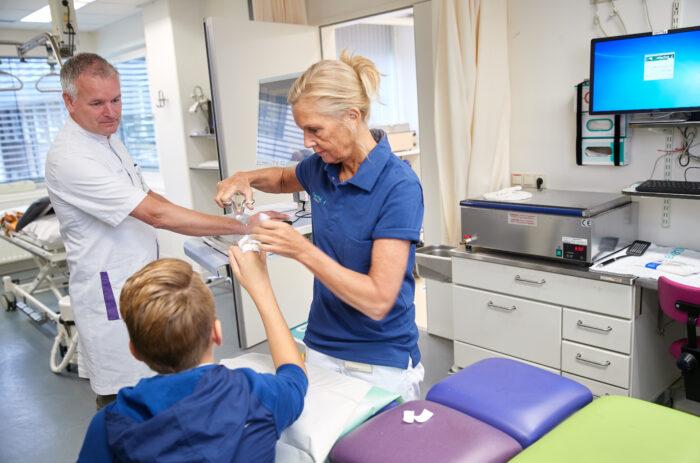 Voorkomen spoedzorg leidt tot minder druk acute zorg