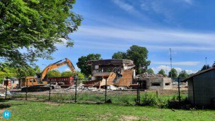 Het van oudsher bekende Con Brio gebouw verdwijnt