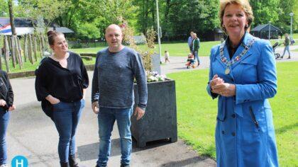 Dierenverblijven in het Warandepark officieel geopend