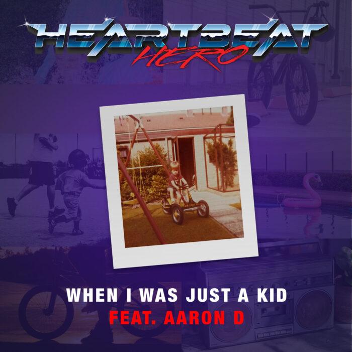 Samenwerking tussen producer HeartBeatHero en vocalist Aaron D.