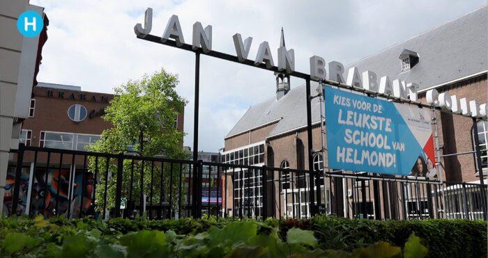 Fietsroute naar Jan van Brabant College is het veiligste