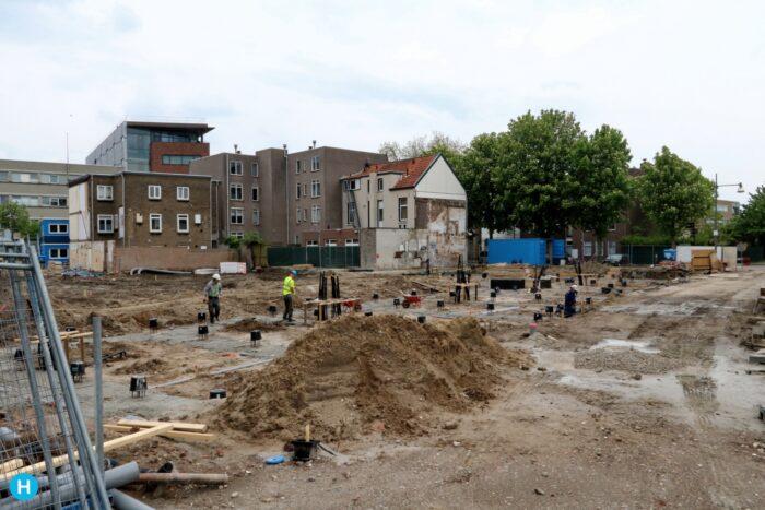 Start bouw appartementen jonge starters in hartje Helmond